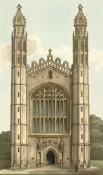 West End of King's College Chapel